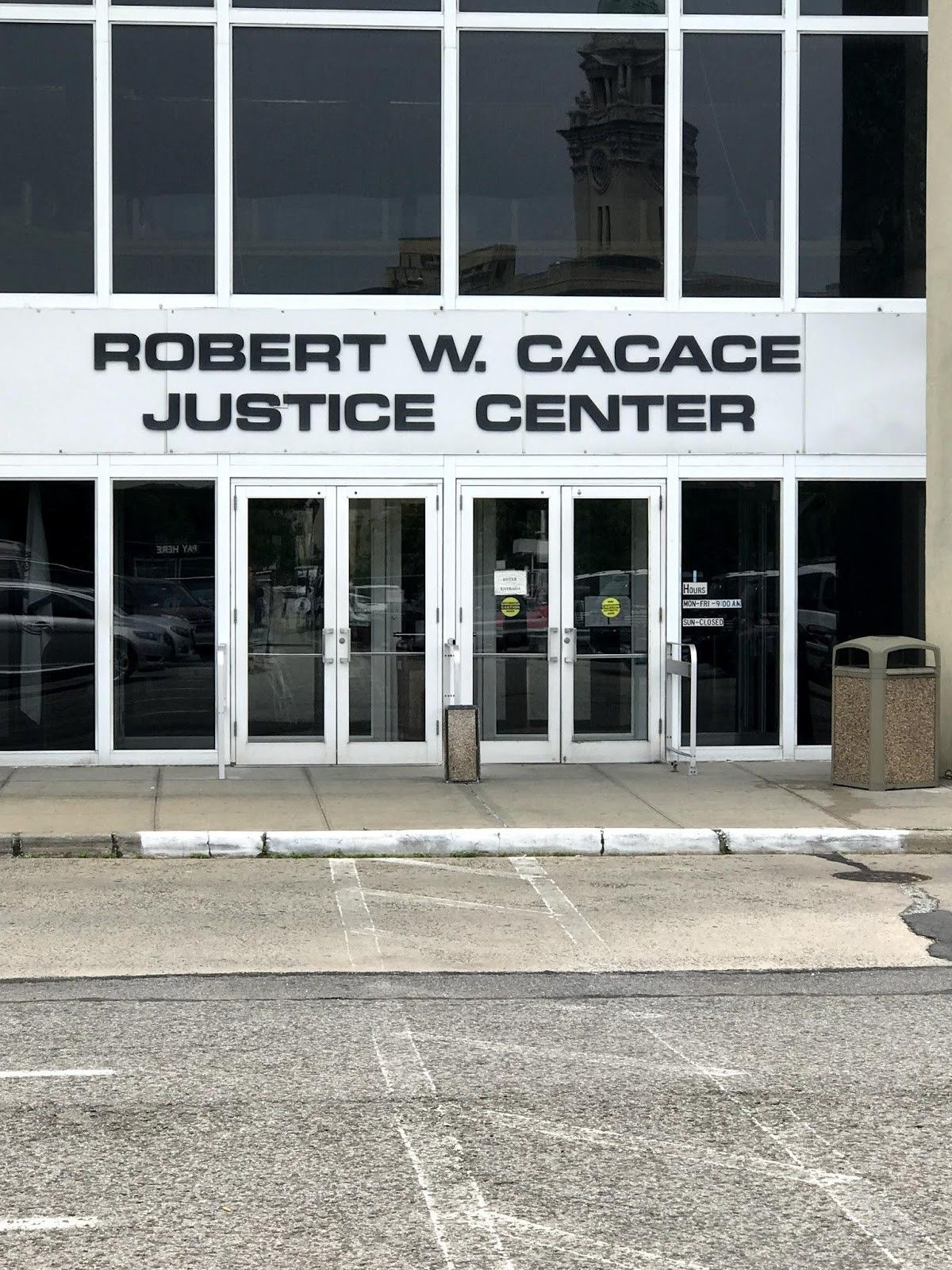 Robert W. Cacace Justice Center