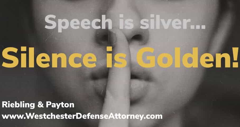 Silence is Golden Riebling & Payton Flyer